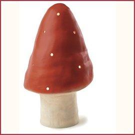 Egmont Toys Puntpaddenstoel lamp LED