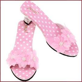 Souza for kids Schoentjes met hakjes Kiki pink Bloemen