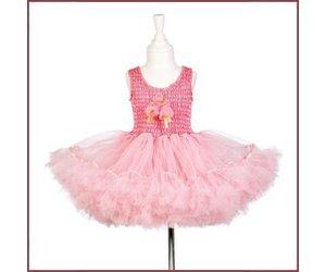 Licht Roze Jurk : Katia jurk lichtroze baboffel de kinder en speelgoedwinkel