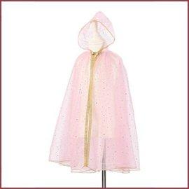 Souza for kids Suzanne, roze cape met glitter