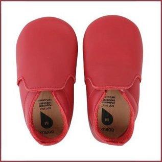 Bobux Slofjes Red Loafer