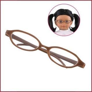 Corolle poppenbril