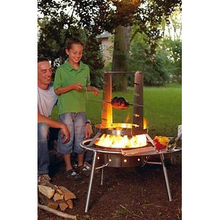 Haba Barbecue BBQ en Vuurkorf Set