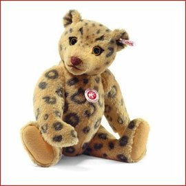 Steiff Classic Teddybear Alpaca Leopard m. geluid
