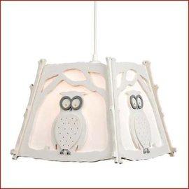 De Noest Plafondlamp Sneeuwuil