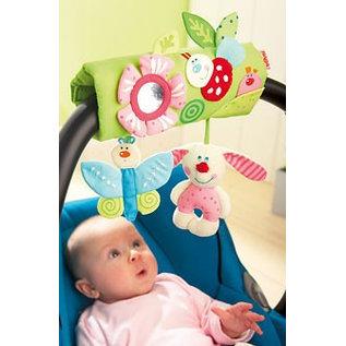 Haba Mobiel voor babyzitje Bloemenvriendje