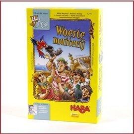 Haba Fex spel - Woeste muiterij