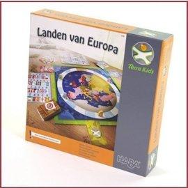 Haba Terra Kids Landen van Europa
