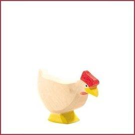 Ostheimer Staande witte kip