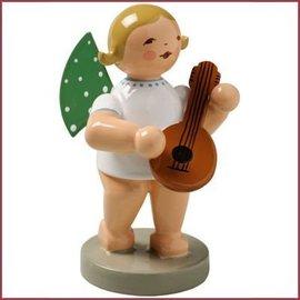 Wendt & Kühn Grunhainichense Engel met mandoline