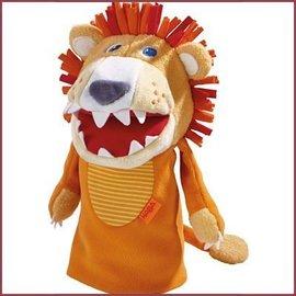 Haba Handpop Leeuw