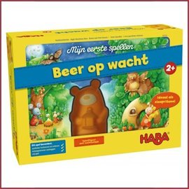 Haba Mijn eerste spel - Beer op wacht