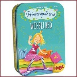 Haba Spel - Prinses op de erwt: Wiebelbed