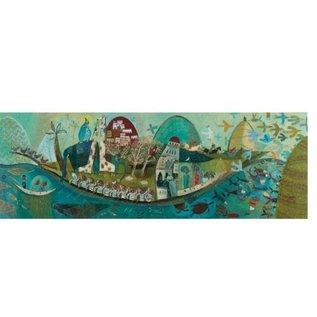 Djeco Puzzel Poetic Boat