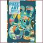 Djeco Puzzel Puzz'Art - Octopus 350 stukjes