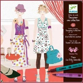 Djeco Knutselset Mode Atelier