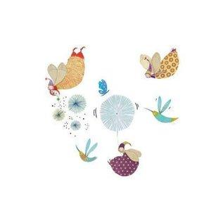 Djeco Stickers kleine Vleugels