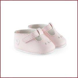 Corolle Roze schoentjes voor babypop (36 cm)