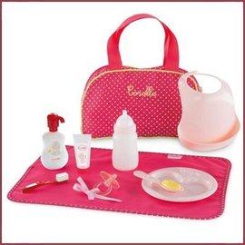 Corolle Grote koffer met accessoires voor babypoppen 36 cm