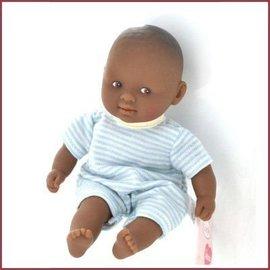 Corolle Mini Calin babypopje Gracieux Raye Bleu Marron