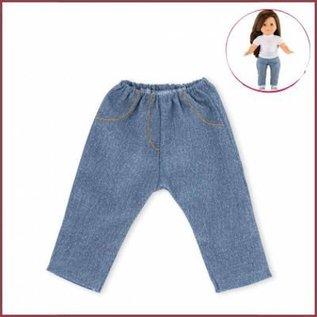 Corolle Jeans Slim broekje (36 cm)