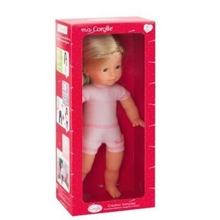 Corolle MaCorolle pop Vanille Blonde Yeux Bleu