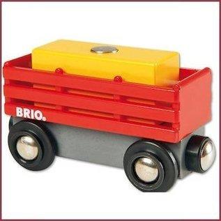 Brio Hooiwagen