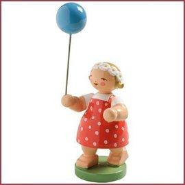 Wendt & Kühn Meisje met ballon