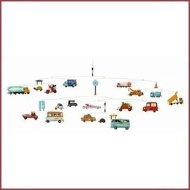 Djeco Mobiel Traffic