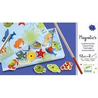Djeco Hengelspel Tropische Vissen