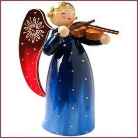 Wendt & Kühn Rijk beschilderde Engel met viool