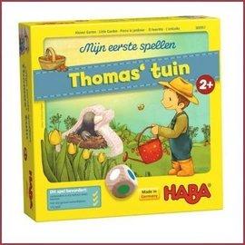 Haba Mijn eerste spel - Thomas' tuin