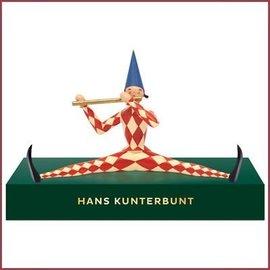 Wendt & Kühn Hans Kunterbunt, klein op voetstuk