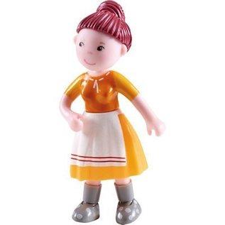 Haba Little Friends buigbaar poppenhuispopje Boerin Johanna