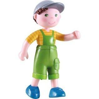 Haba Little Friends buigbaar poppenhuispopje Nils