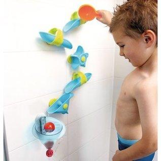 Haba Knikkerbaan Watertrechter voor in de badkamer