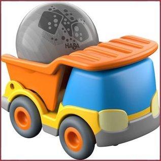 Haba Mijn eerste knikkerbaan Rollebollen - Kiepauto