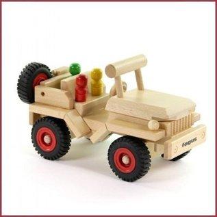 Fagus Houten Jeep