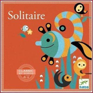 Djeco Classic Game Solitaire