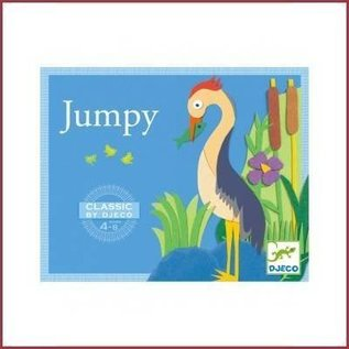 Djeco Classic Game Jumpy Kikkerspel