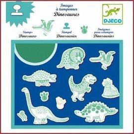 Djeco Stempelset Dinosaurus