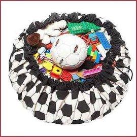 Play & Go Speelgoed opbergzak - Voetbal
