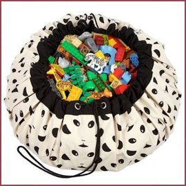 Play & Go Speelgoed opbergzak Play&Go - Panda