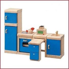 Plantoys Keuken voor poppenhuis