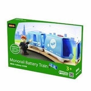 Brio Monorail set