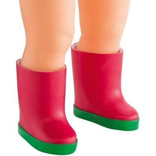 Corolle Rode regenlaarsjes voor Ma Corolle poppen (36 cm)