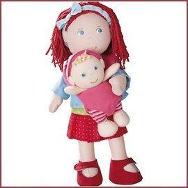 Haba Pop Rubina met baby