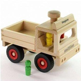 Fagus Houten Truck Unimog basismodel