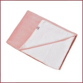 Lodger Dreamer ledikantdeken Scandinavian Flannel - Blush
