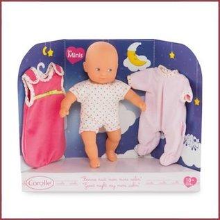 Corolle Mini Calin babypopje Goedenacht